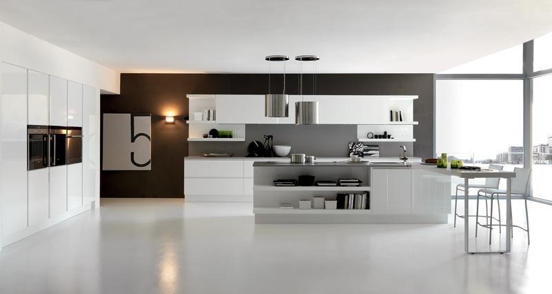 Style Kitchen Simple Futuristic Minimalismo Urbano En Las Nuevas Colecciones De Febal Dise O De
