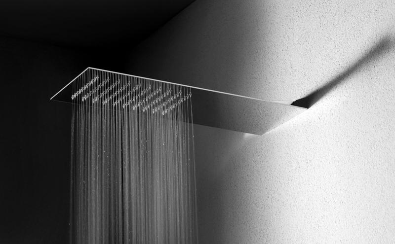 Gessi ampl a su colecci n de duchas extraplanas de 3 mm for Duchas planas