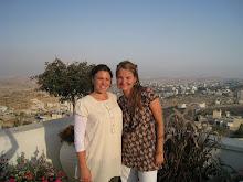 Dag 1 og vi er i Betlehem, i farta