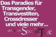 Das Paradies für Transgender, Transvestiten und Crossdresser