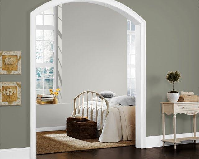 making your home sing sherwin williams 2011 paint color