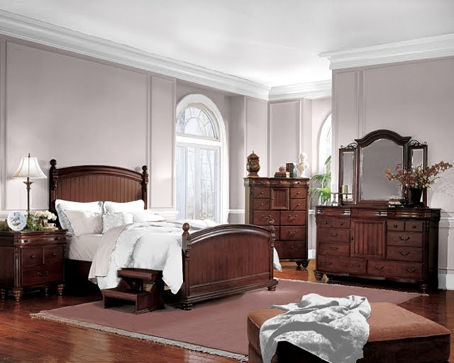 French Lilac Paint Color
