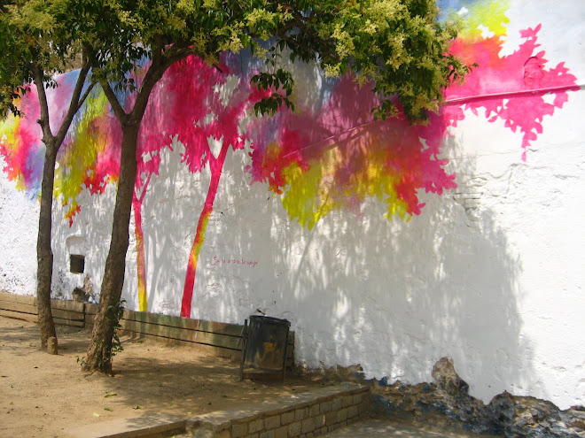 OMBRA. STRIPART 2010. CENTRE CIVIC GUINARDO, BARCELONA