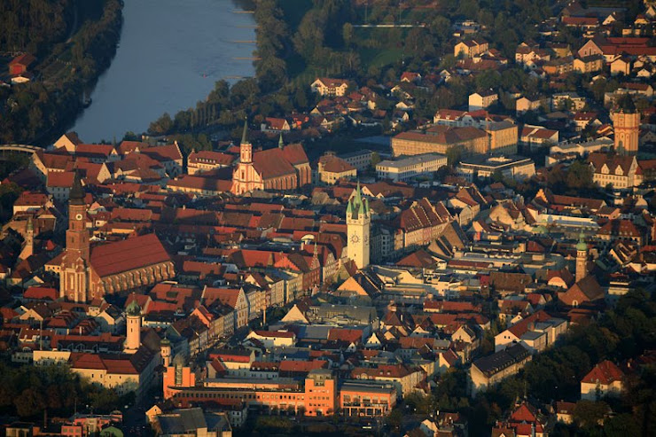 Straubing, oraşul meu din Germania