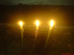 Trei lumânări