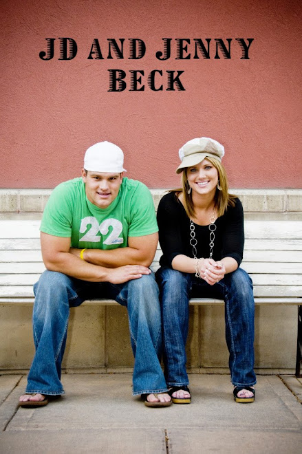 JD and Jen Beck