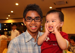 Me and my cute nephew!~
