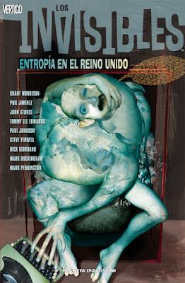 Los Invisibles - Grant Morrison - Phil Jimenez et al