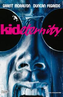 Kid Eternity de Grant Morrison y Duncan Fegredo