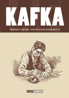 Kafka - Robert Crumb - David Zame Mairowitz