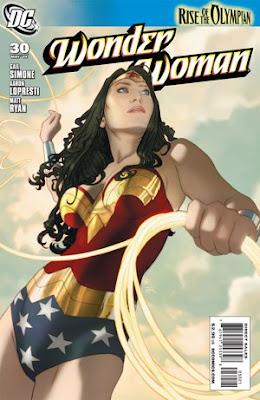 Wonder Woman - Gail Simone - Aaron Lopresti