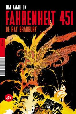 Fahrenheit 451 - Ray Bradbury - Tim Hamilton