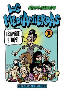 Los mediamierdas - Equipo Malavida