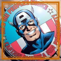 Capitán América de Byrne y Stern