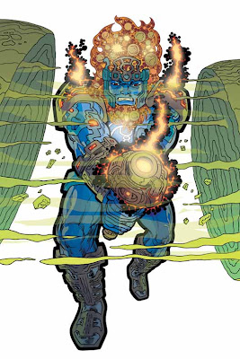 Godland de Joe Casey y Tom Scioli