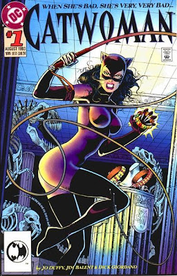 Catwoman Líneas vitales de Jo Duffy y Jim Balent