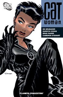 Catwoman de Ed Brubaker