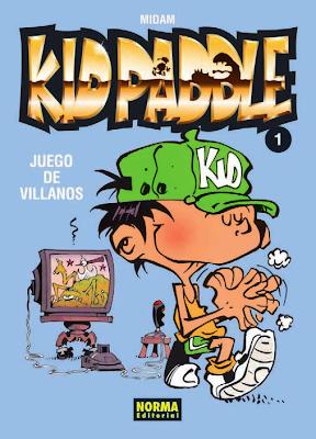 Kid Paddle 1 de Midam