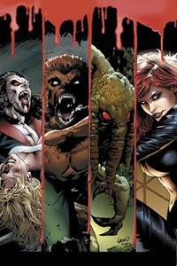 La legión de los monstruos