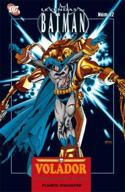 Leyendas de Batman 12: Volador de Howard Chaykin y Gil Kane