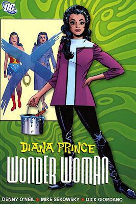 Diana Prince: Wonder Woman de O'Neill, Sekowsky y Giordano