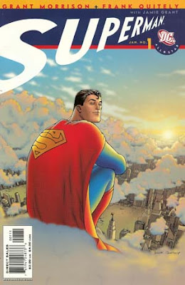 All Star Superman de Grant Morrison, Frank Quitely y Jamie Grant