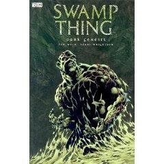Swamp Thing Dark Genesis, de Len Wein y Berni Wrightson