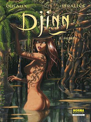 Djinn de Defaux y Ana Miralles