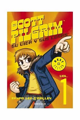 Scott Pilgrim, de Brian Lee O'Malley