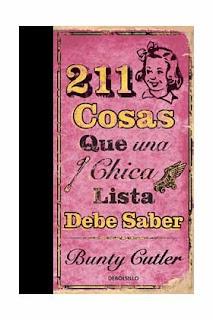 211 cosas que una chica lista debe saber, de Bunty Cutler
