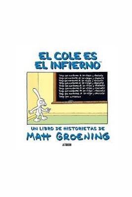 El cole es el infierno - Matt Groening