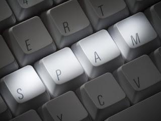 Teclado spam