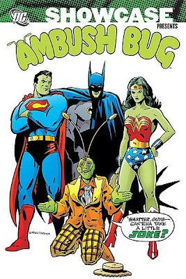 Showcase Presents Ambush Bug de Keith Giffen y otros