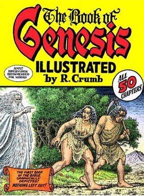 Genesis de Robert Crumb