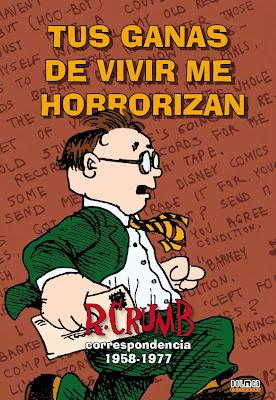 Tus ganas de vivir me horrorizan 2 - Robert Crumb