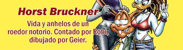 Horst Bruckner - español