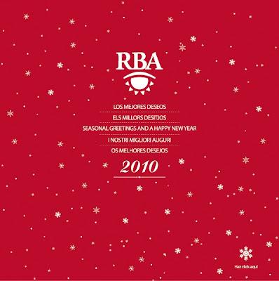 Feliz Navidad - RBA