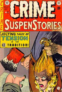 Crime Suspenstories 22 - EC Comics