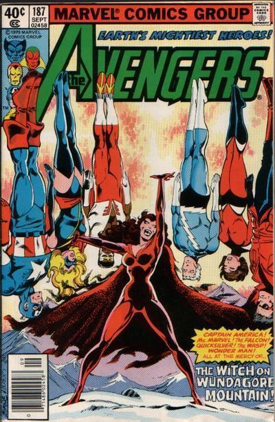 Los Vengadores - John Byrne