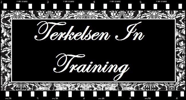 Terkelsen in Training