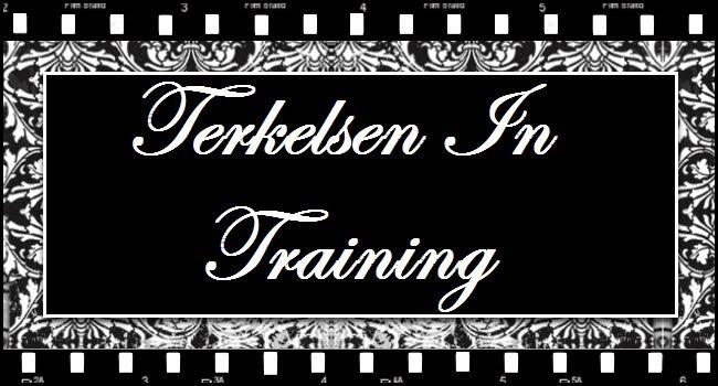 Terkelsen in Training
