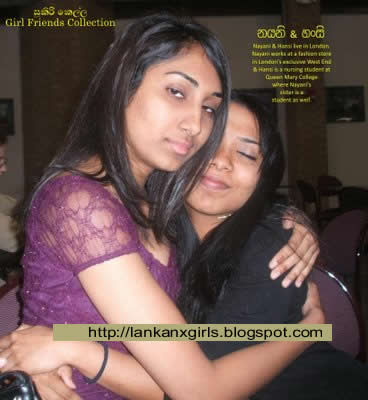 Srilankan L girls series No1(sukiri kello) ~ Sri lankan
