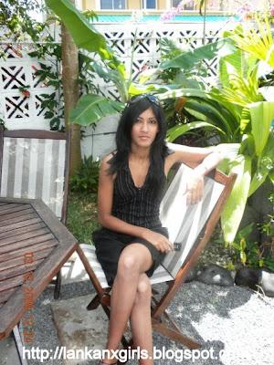 hot sri lankan model