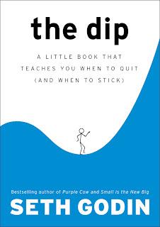 Livro The Dip - Seth Godin