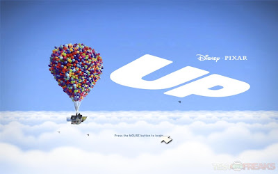 Filme Up - Disney - Pixar