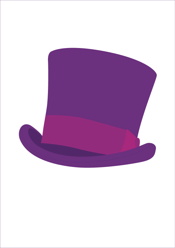 Willy Wonka Hat Clip Art | Car Interior Design