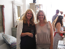 Meeting Rachel Ashwell / Shabby Chic
