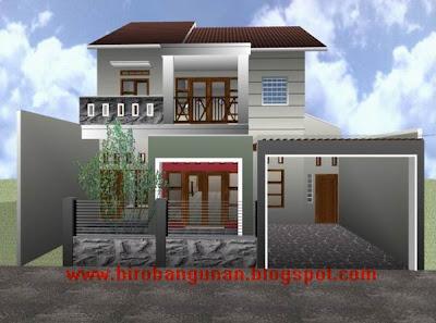 desain rumah minimalis type 36 on Desain Rumah Minimalis : DESAIN BANGUNAN RUMAH IBU BIDAN | SM - Biro ...