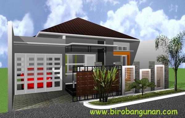 desain rumah minimalis ukuran 5x6