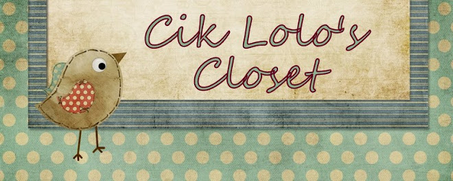 Cik Lolo's Blog